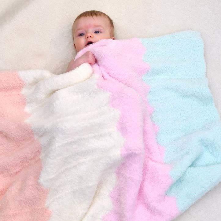 teetee_rainbow_baby_porroinen_akryyli_lanka_vauvan_peitto_ohje_vauvalanka