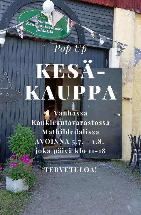 pop-up-kesakauppa-mathildedal-kankirautavarastossa-matildan-rannassa-teijo-pernio-salo-anjalin-lankakauppa-kasityoliiike