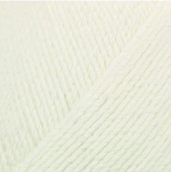 regia-cotton-uni-color-4-saikeinen-ohut-villaton-sukkalanka