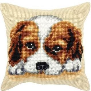 ristipistotyyny-koira