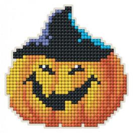 timanttimaalaus-halloween-kurpitsa