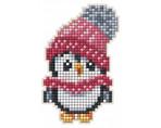 timanttimaalaus-diamond-painting-magneetti-pingviini