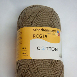 Regia Cotton Uni 4-ply