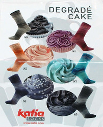 Katia Degradé Cake Socks