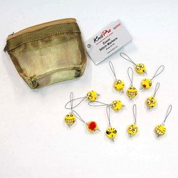 KnitPro Smileys silmukkamerkki