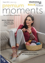 Regia Premium Moments -neulelehti