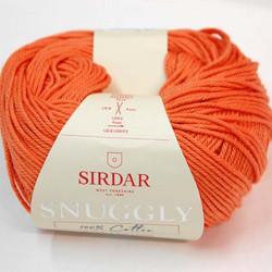 Sirdar Snuggly 100% Cotton DK, oranssi