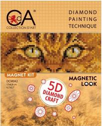 CdA Timanttimaalaus -magneetti, kissa