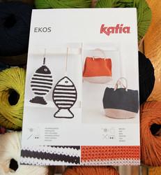 Katia Ekos -kierrätyslanka