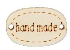 Hand made -merkit, puuta