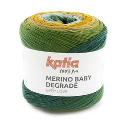 Katia Merino Baby Degrade -merinovilla