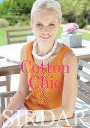 Sirdar Cotton Chic Book 476 -lehti