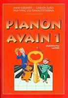 Pianon Avain 1 / LOUHOS JURIS LIU TAWASTSTJERNA