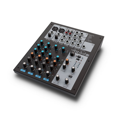 Mikseri LD systems VIBZ 6 D