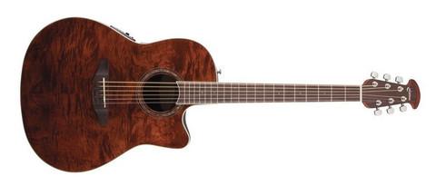 Elektro-akustinen kitara Ovation Celebrity Standard Plus CS24P-NBM Mid Cutaway