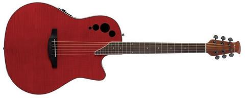 Elektro-akustinen kitara Applause AE44IIP-CHF Mid Cutaway