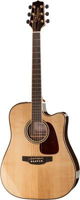 Elektro-akustinen kitara Takamine GD93CE-NAT-2, Ovangol-otelauta
