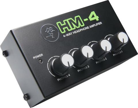 Kuulokevahvistin Mackie HM-4