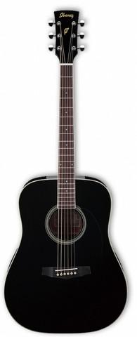Teräskielinen kitara Ibanez PF-15BK
