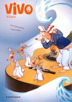 Kitarakoulu Vivo kitara Tharmatarnam - Wilkus