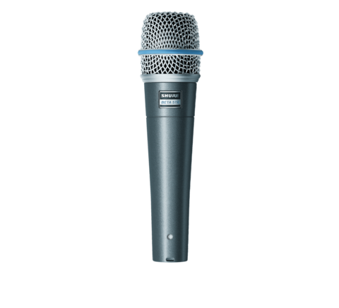 Instrumenttimikrofoni Shure Beta 57A