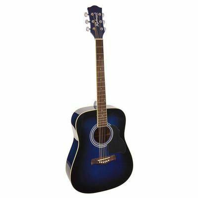 Teräskielinen kitara Richwood Artist RD-12BUS