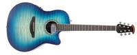 Elektro-akustinen kitara Ovation Celebrity Standard Plus CS28P-RG Super Shallow