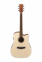 Elektro-akustinen kitara Ibanez PF10CE-OPN
