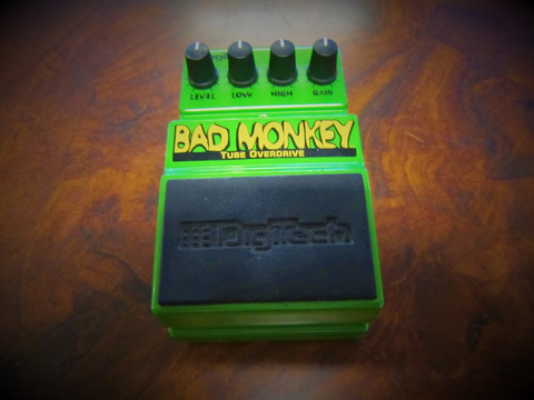 Säröpedaali Digitech Bad Monkey (käyt)