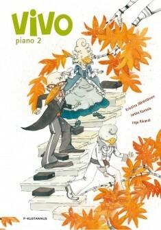 Pianokoulu Vivo Piano2 (Jääskeläinen Kantala Rikandi)