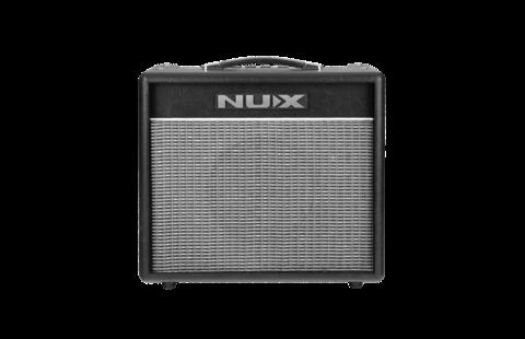 Kitaravahvistin Nux Mighty 20BT mallintava, bluetooth
