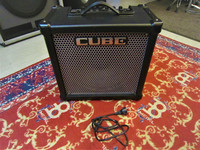 Kitaravahvistin Roland Cube 80GX(käyt)