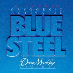 Dean Markley 2555JZ Blue Steel 12/54