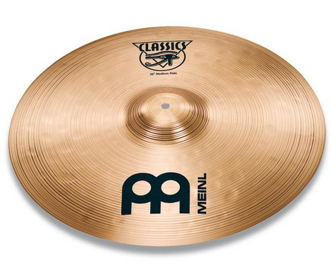 Ride-symbaali 20' Meinl classic, medium