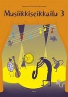 Teoriakirja Musiikkiseikkailu 3 (Ertolahti-Merta)