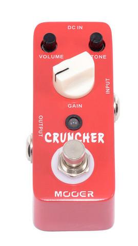 Säröpedaali Mooer Cruncher