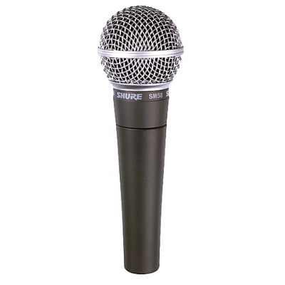 Laulu-/instrumenttimikrofoni Shure SM58LCE
