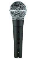 Laulu-/instrumenttimikrofoni Shure SM58SE, on/off kytkimellä