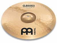 Crash-symbaali 17' Meinl Classic Custom
