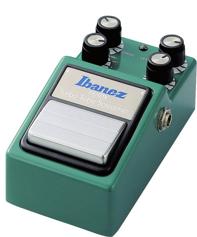 Säröpedaali Ibanez TS9DX Tube Screamer