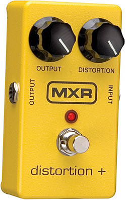 Säröpedaali MXR Distortion Plus