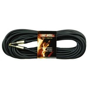 Kaiutinjohto plugi/plugi 5m Hot Wire