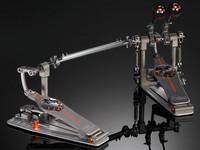 Bd tuplapedaali Pearl P-3002D demon drive laukulla