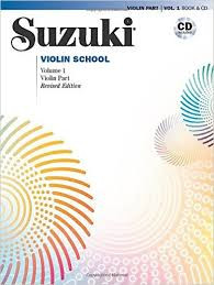 Viulukoulu Suzuki violin school volume 1 Revised Edition
