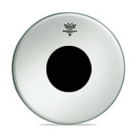 Remo 14' CS Coated Black Dot Snare, B14G1RD