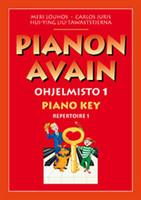 Pianon Avain Ohjelmisto1 / / LOUHOS JURIS LIU TAWASTSTJERNA