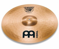 Crash-Symbaali 16' Meinl Classic medium