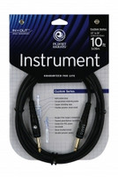 Instrumenttijohto plugi/plugi 3m Planet Waves PWG10 custom series