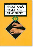 Pianoetydejä 2 LOUHOS NYBLOM