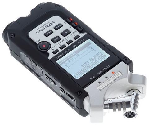 Äänitallennin Zoom H4n Pro